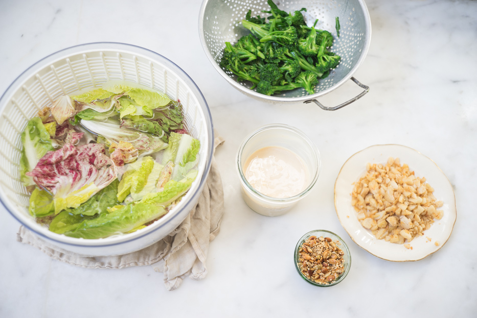 Anna's California Miso Avocado Salad