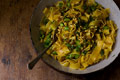 Pappardelle with Spiced Butter